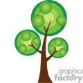 abstract tree gif, png, jpg, eps, svg, pdf