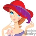 Red Hat Society girl