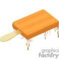 melting orange popsicle gif, png, jpg, eps, svg, pdf