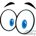 surprised cartoon eyes gif, png, jpg, eps, svg, pdf