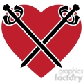 sword and heart 005  gif, png, jpg, eps, svg, pdf