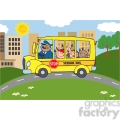 5053-clipart-illustration-of-school-bus-heading-to-school-with-happy-children  gif, png, jpg, eps, svg, pdf