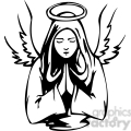 christian religion angel 076  gif, png, jpg, eps, svg, pdf