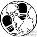 humans footprint on earth