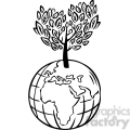 eco sustainable earth