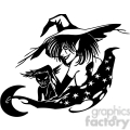 Halloween clipart illustrations 045