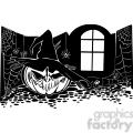 Halloween clipart illustrations 041 vector clip art image