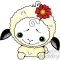 Sheep White 3 in color