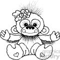 005 Banana Chimp