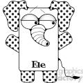 Elephant iPhone Case Illustration