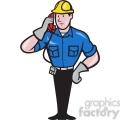 telephone repairman calling phone  gif, png, jpg, eps, svg, pdf