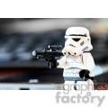 Lego Stormtrooper photo