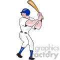 baseball player batting lift leg side  gif, png, jpg, eps, svg, pdf