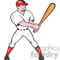 baseball batter side look ol shape  gif, png, jpg, eps, svg, pdf