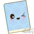 Books vector clip art image