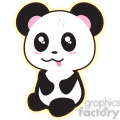 little panda bear