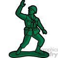 toy army soldier illustration graphic