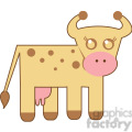 cow vector image rf clip art  gif, png, jpg, eps, svg, pdf