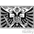 austrian eagle vintage 1900 vector art GF