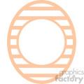 easter egg svg cut file 1