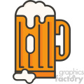 Beer mug clip art vector images