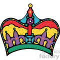 cartoon clipart crown