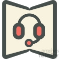 audio book education icon