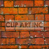 tiled brick background
