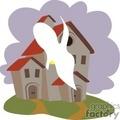 1004halloween014 vector clip art image