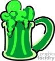 A Green Mug of Beer