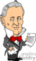 president presidents american political cartoon funny people james buchanan 15th   pres15_james_buchanan_c clip art people government  gif