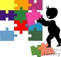 shadow people silhouette puzzle puzzles   people-144 clip art people shadow people  gif, jpg