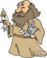 religion religious christian dove doves monk monks bunny lds   christian059_ssc_c_ clip art religion christian  gif