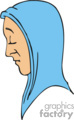 cartoon Nun