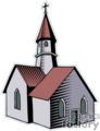 A quaint country church