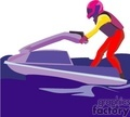 seadoo jetski jet-ski water sports   transport006 clip art transportation water  gif, jpg