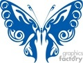 blue butterfly whirled like wings gif, jpg, eps