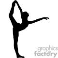 ballerina silhouette  gif, png, jpg, eps