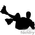people shadow shadows silhouette silhouettes black white vinyl ready vinyl-ready cutter action vector eps png jpg gif clipart rollerblading rollerblader rollerbladers gif, png, jpg, eps