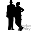 people shadow shadows silhouette silhouettes black white vinyl ready vinyl-ready cutter action vector eps png jpg gif clipart family couple gif, png, jpg, eps