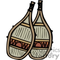 indian indians native americans western navajo snow shoes vector eps jpg png clipart people gif gif, png, jpg, eps
