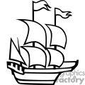the mayflower ship gif, png, jpg, eps