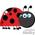 Ladybug Character
