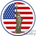 2385-Royalty-Free-State-of-Liberty-In-USA-Flag