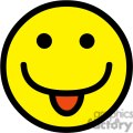 2698-Royalty-Free-Single-Emoticon-Tongue-Out