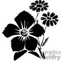 63-flowers-bw
