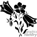 48-flowers-bw