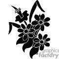 55-flowers-bw