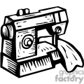 black white sewing machine gif, png, jpg, eps, svg, pdf