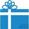 cartoon christmas gift gif, png, jpg, eps, svg, pdf